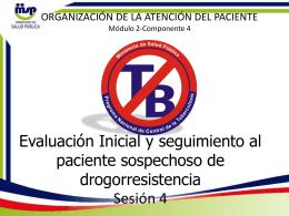 Evaluación psicológica - Ministerio de Salud Pública