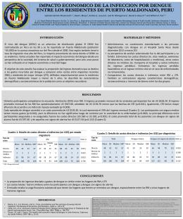 Cuadro 2 - MDD Consortium