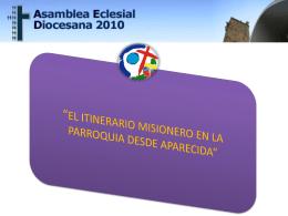 Diapositiva 1 - Arquidiócesis de Monterrey