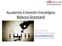 Ayudantía 6 Gestión Estratégica - Ignacia Vargas