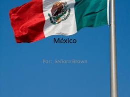 México - GRE52012