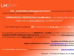 Diapositiva 1 - FORO Ágora profesionales