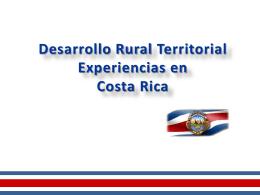 Costa Rica.Exposición en Encuentro Regional de GAT