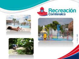 recreacion y turismo