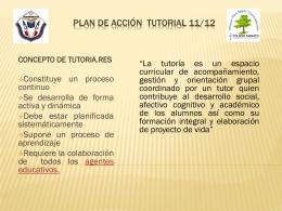 PRESENTACION proyecto1112