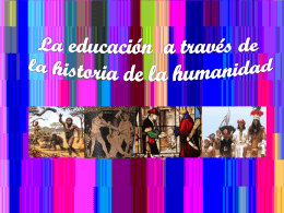 Educación - mundonormalista