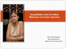 Marta Blandón