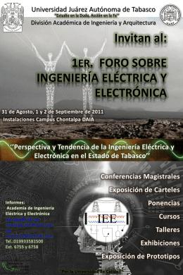 Perspectiva y Tendencia de la Ingeniería Eléctrica y Electrónica en