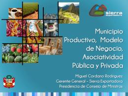 12.20 Presentacion MCR - Municipio Productivo