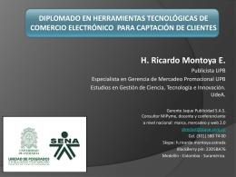 diplomado en herramientas tecnológicas de comercio electrónico