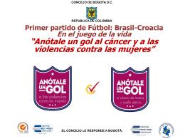 PRIMER PARTIDO DE FUTBOL: BRASIL vs