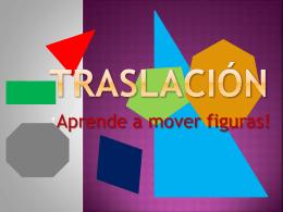 TRASLACIÓN - Biblio ISES