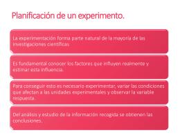 Diseño de Experimentos curso 22