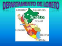 Departamento de Loreto