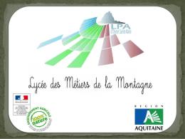 Presentación Liceo de la Montaña