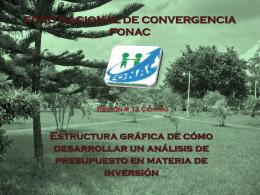 Diapositiva 1 - Foro Nacional de Convergencia