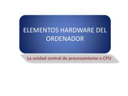 Curso - Microprocesadores (formato pptx)