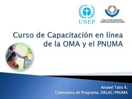 Diapositiva 1 - Programa de las Naciones Unidas para el Medio