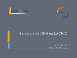 Actualización de LACNIC sobre DNS y DNSSEC