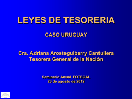 Uruguay - Fotegal