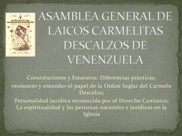 raul-instrumentos - Carmelitas Descalzos Venezuela