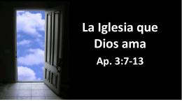 Slides de la Predicacion