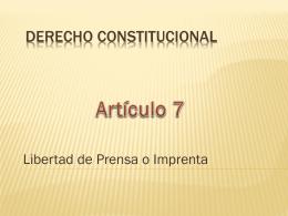 Artículo 7 y 8 Gabriel Castillo Andrade