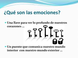 Las emociones destructivas que señalan un problema espiritual son: