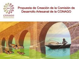 Comisión de Desarrollo Artesanal