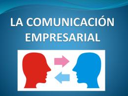 la comunicación empr..
