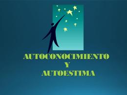 AUTOESTIMA - Colegio Monte de Asís