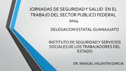 Presentación - issste guanajuato