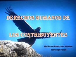 Derechos Humanos de los Contribuyentes