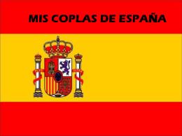 MIS COPLAS DE ESPAÑA erwan