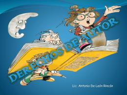 derecho de autor - COLEGIO NUEVA ESPAÑA