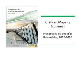 Fuente: Prospectiva de Energías Renovables, 2012-2026
