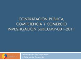Presentación SELA 190612 (Ecuador)