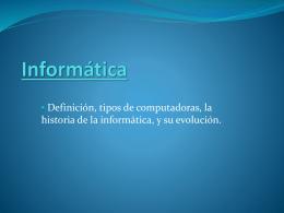 Aarón - Informática - TICO