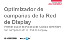 Diapositiva 1 - PubliNet Ecuador