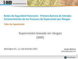 SBR-Presentación JB 2 dic 2010 BID vf