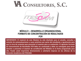 modulo i - ITESCAM