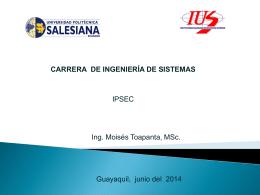 IPSec - Moisés Toapanta