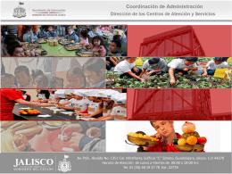 Manual del CAS para USUARIOS de los Planteles Escolares