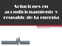 APLICACIONES - Contacto Continuo y Electrónica