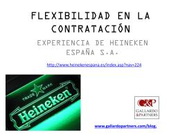 Flexibilidad en la Contratación 2