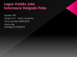 Lagos Valdés Julia Sotomayor Delgado Frida - nenas-tics