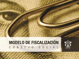 Modelo de Fiscalización de la Universidad de Guadalajara