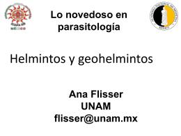 Dra. Ana Flisser Steinbruch - Academia Nacional de Medicina