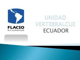 Sede Ecuador de FLACSO