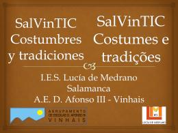 SalmanTICa - IES Lucía de Medrano